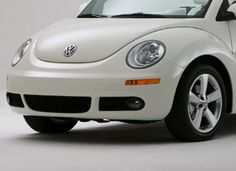 VW Recalling New Beetle Special Edition Triple White ~ Auto Cars