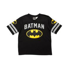 Boys Youth Batman Jersey