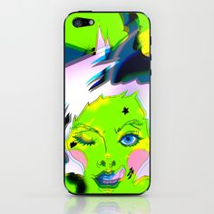 TEHEPERO_sparkling iPhone & iPod Skin by SEVENTRAPS | Society6