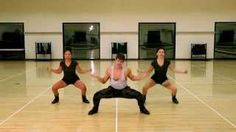 hip hop dance fitness workout - YouTube