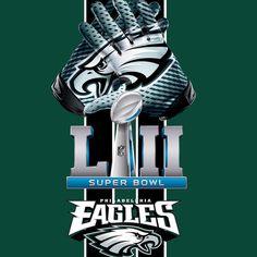 Lets Go EAGLES ! #Super Bowl  #superbowl52 #Eagles