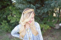 Princess ♛ Crown Braid TUTORIAL on Alexsismae's blog!!!!