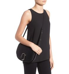 Main Image - 3.1 Phillip Lim 'Alix' Leather Saddle Bag