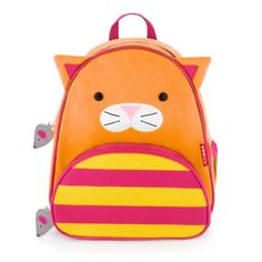 Skip Hop Zoo Pack Little Kid Backpack -- I love these cute backpacks for little  kids. We have the dog one for Liams diaper bag but I know Emery would love  ... 595414e3c8b1f