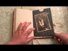 Gypsy Themed Junk Journal - YouTube