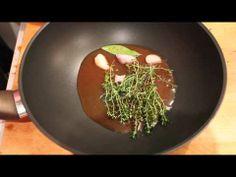 Vidéo 4 Tournedos de boeuf, sauce bordelaise : Réaliser une sauce bordelaise
