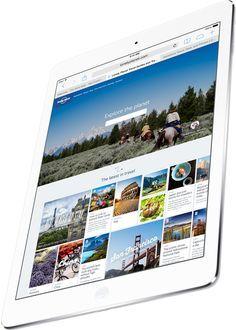For All: iPad Air @Apple