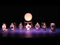 Japanese instruments - YouTube