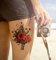 Tatouage old school : l'inspiration bucolique