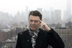 "David Bowie released ""The Next Day,"" his first album in 10 years, as a complete surprise in 2013."