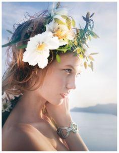 Flower halo♥