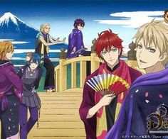 NinaaKo's DANCE WITH DEVILS images from the web