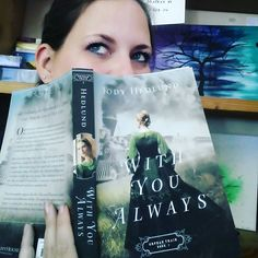 The lovely Zelma! WITH YOU ALWAYS by Jody Hedlund http://jodyhedlund.com/books/with-you-always