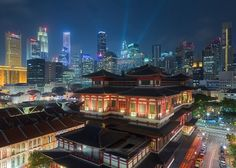 Old and new Singapore by Beboy Photographies on 500px