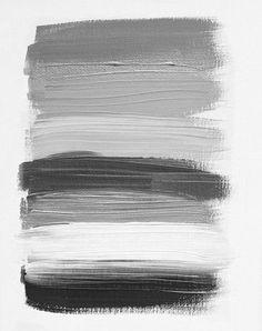Black white grey... on repeat