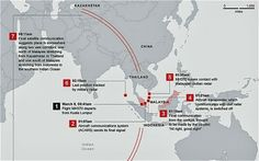 Aksharadhool: Tracking final hours of MH 370 with Doppler Shift In a path breaking endeavour, Inmarstat's engineers were able to establish that MH370 continued to fly for at least five hours after the aircraft left Malaysian airspace by analysing the pings coming from the aircraft that were picked up by the satellite. They also predicted that it had flown along one of two 'corridors' – one arcing north and the other south. The plane was reportedly flying at a cruising height above 30,000…
