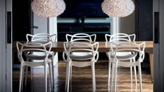 Masters, designed by Philippe Starck @kartelldesign