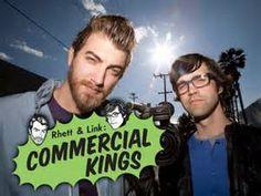Rhett Link Commercial Kings