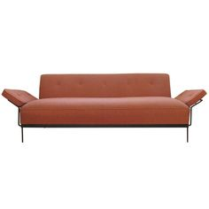 Mid-Century Modern Convertible Sofa Bed | From a unique collection of antique and modern sofas at http://www.1stdibs.com/furniture/seating/sofas/