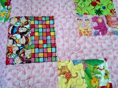 Jungle Girls Quilt by Mary Ann