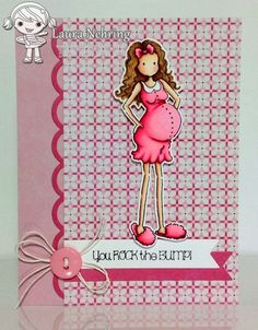 Your Next Stamp - Mommy To Be