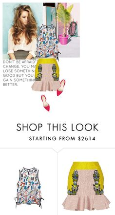 """""""Untitled #1797"""" by yerina on Polyvore"""