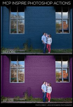 Learn how to change colors of clothing, walls and more in Photoshop.
