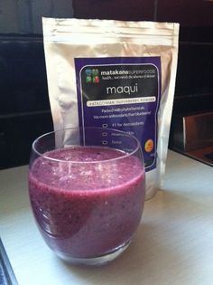 Matanaka Superfoods Maqui powder 100g Maqui berries have traditionally been used by the Mapuche Indians to promote strength, endurance and overall health. Every part of the incredible Patagonian Maqui tree has medicinal properties - including the leaf and bark.