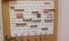 Great idea for a going away present at the office.