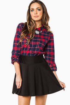 ShopSosie Style : Matheson Skirt