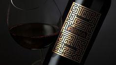 Furka Red Dry Wine | Packaging on Behance