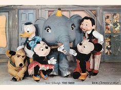 vintage disney costumes