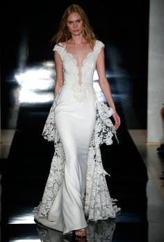 Reem Acra Bridal Spring 2017