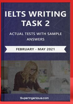 IELTS Writing Actual Tests Task 2 (2021) Ielts Writing Task 2