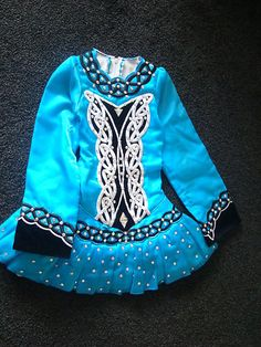 Beautiful Gavin Doherty Irish Dancing Dress