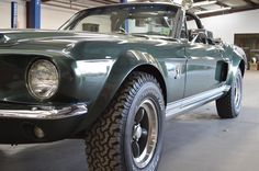 """Richard's 1968 Shelby from """"Fast N Loud"""""""