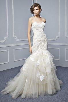 Beautiful by Enzoani: From Wedding Wire