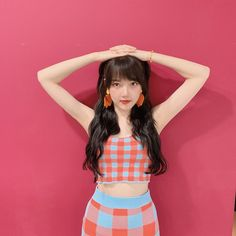 Check out GFriend @ Iomoio South Korean Girls, Korean Girl Groups, G Friend, I Love Girls, Beautiful Asian Girls, Foto E Video, Kpop Girls, Hairstyle, Photoshoot