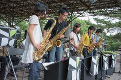 Jazz Orchestra Performance at Jozenji Jazz festival