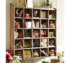 Everyone needs an advent calendar if there are children in the house.