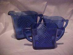 Hazel-Atlas Glass Co.'s Chevron pattern