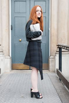 Impeccable Street Style From London Fashion Week | StyleCaster