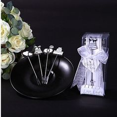 Free Shipping Wedding Favor wedding giveaway gifts wedding souvenir dinnerware  I DO  I DO  Hors d'oeuvre fruit Fork
