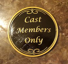 Main Street DW Cast Members Only Inspired by YeOldeProppeShoppe Disney World Gifts, Cast Member, Inspired Homes, Main Street, Making Out, Maine, It Cast, Signs, Color