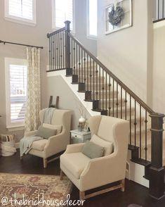 Living Room Decor, Farmhouse, Decor Inspo