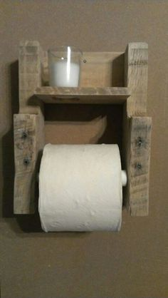 Porta rollo papel higiénico
