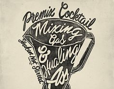 """Check out new work on my @Behance portfolio: """"Premix Cocktail"""" http://be.net/gallery/36648691/Premix-Cocktail"""