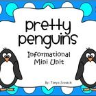This is a great unit for any classroom working on penguins and penguin habits!  The unit is full of great information and is an awesome resource!  ...
