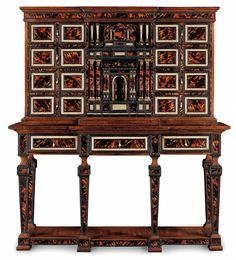 Cabinet Boxes, Liquor Cabinet, William And Mary, English Country Style, European Furniture, Antique Interior, Rococo Style, Upholstered Furniture, Luís Xiv