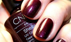 Fave polish for fall/winter!!